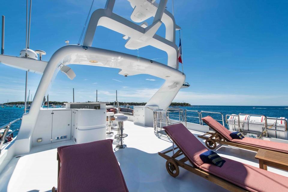 M/Y DXB Yacht #7
