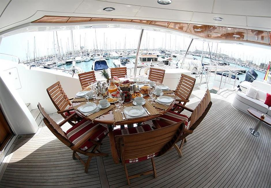 M/Y ANYPA Yacht #8