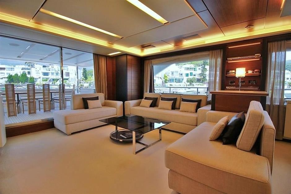 M/Y SUNRISE Yacht #15