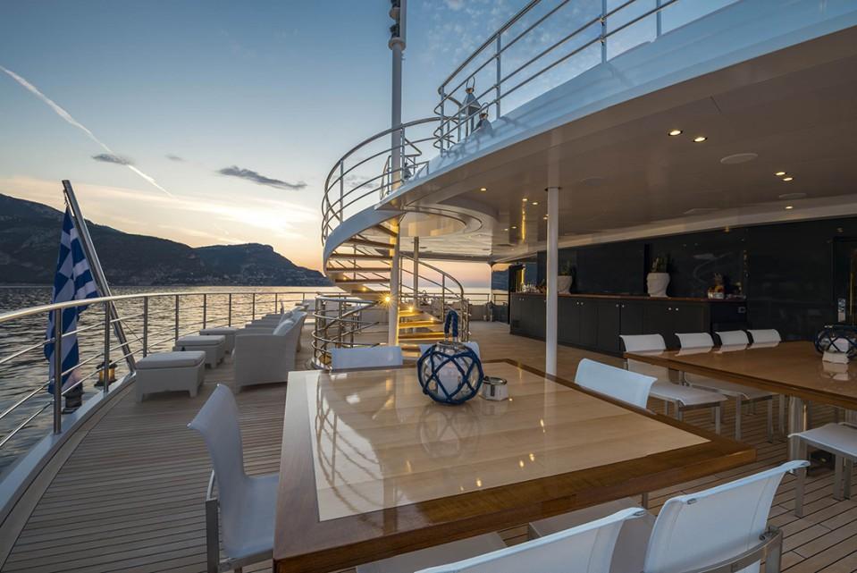 M/Y SERENITY Yacht #45