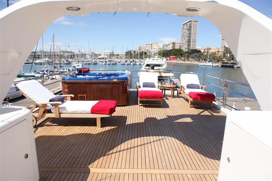M/Y ANYPA Yacht #9