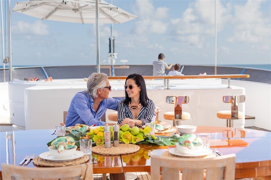 M/Y ALEGRIA Yacht #13