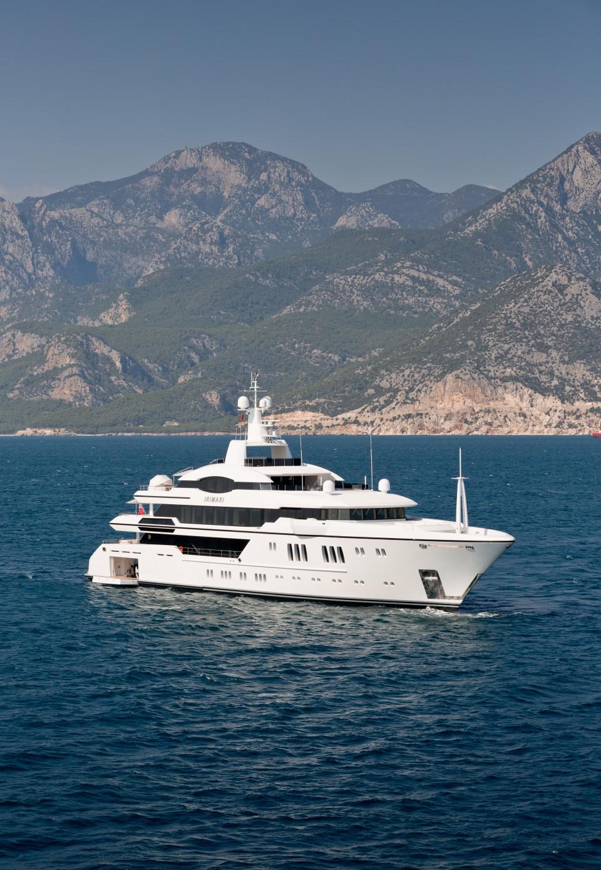 M/Y Irimari Yacht #5