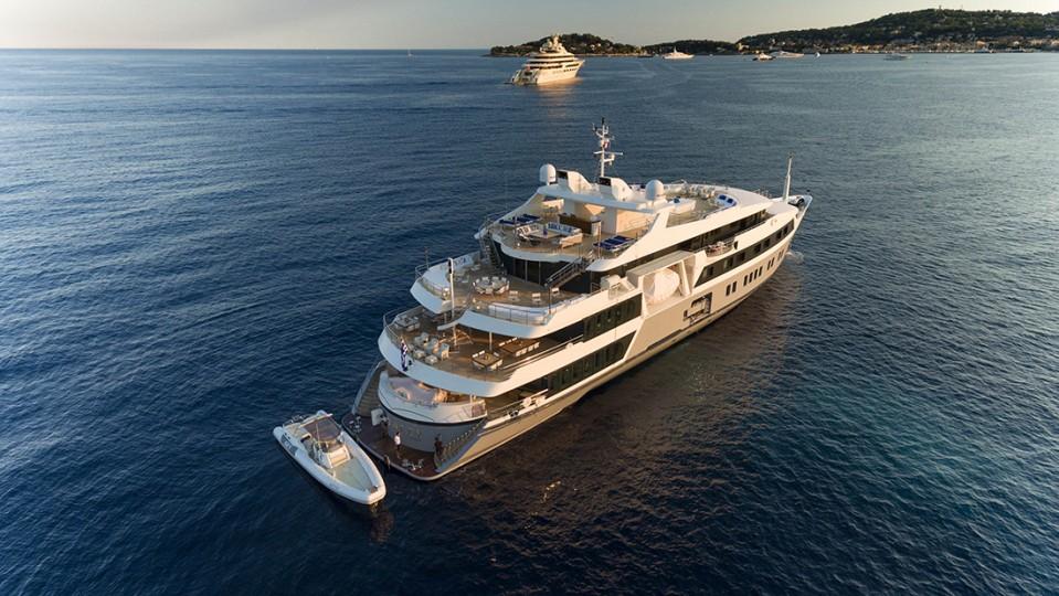 M/Y SERENITY Yacht #1