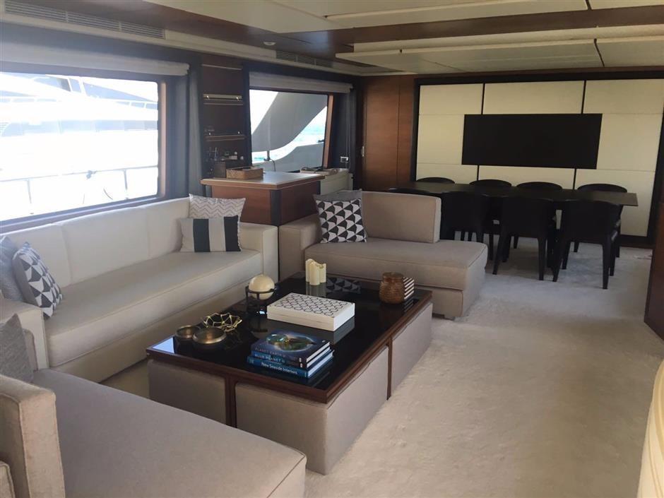M/Y SUNRISE Yacht #13