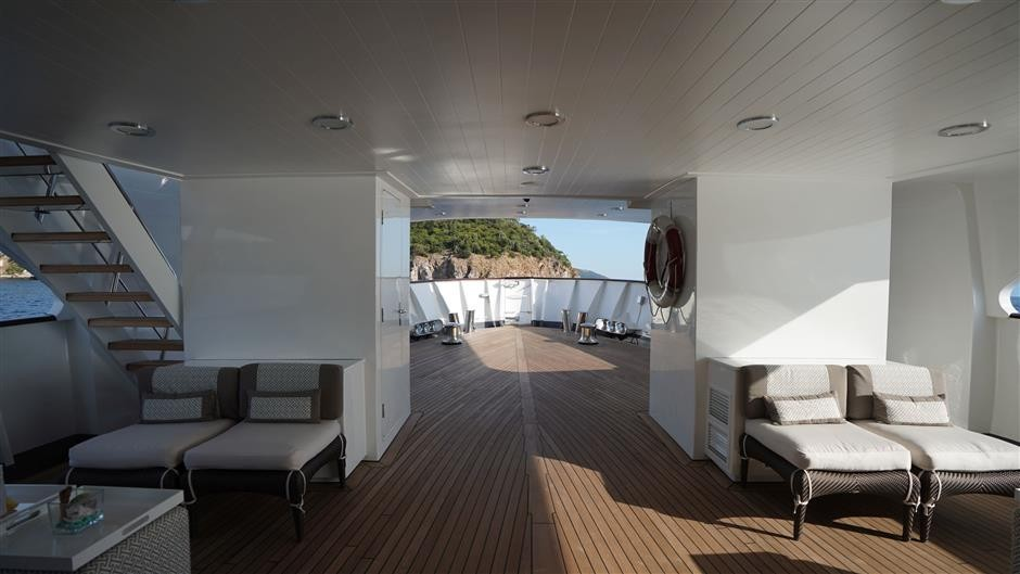 M/Y VOYAGER Yacht #22