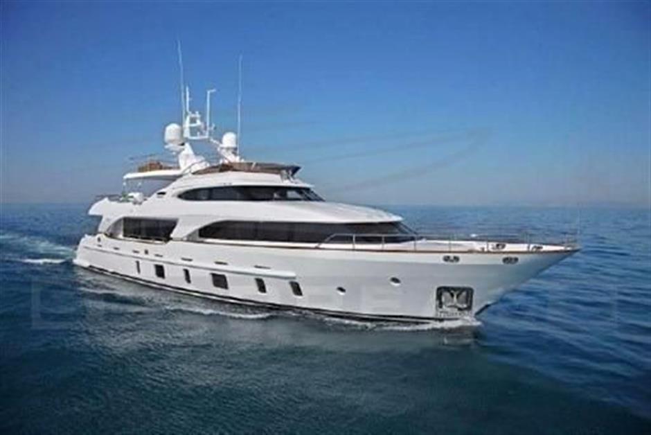 M/Y SERENDIPITY Yacht #2