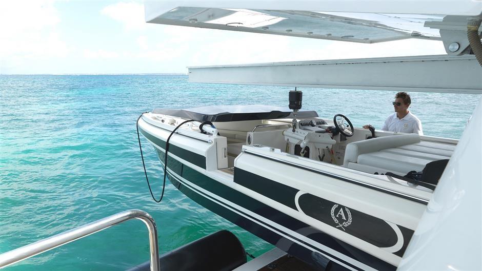 M/Y APOGEE Yacht #38