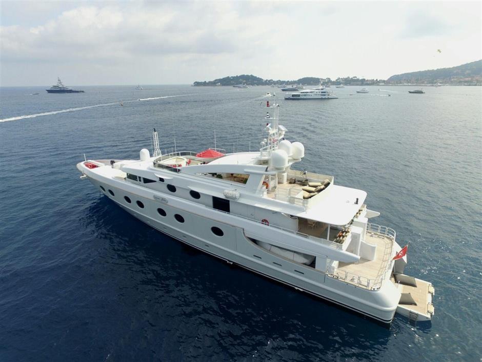 M/Y Queen Aida Yacht #3