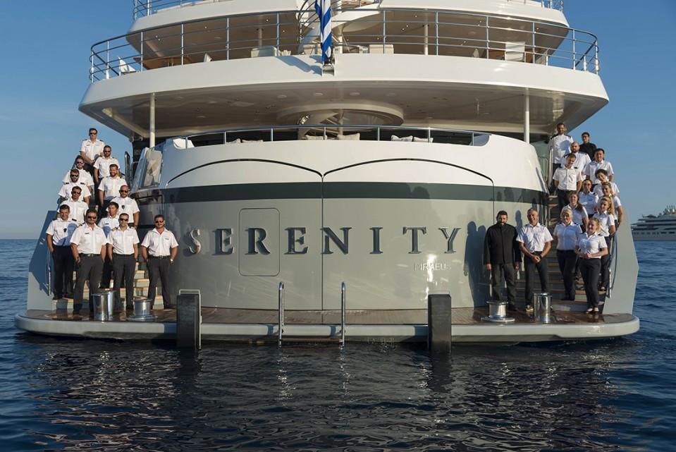 M/Y SERENITY Yacht #9