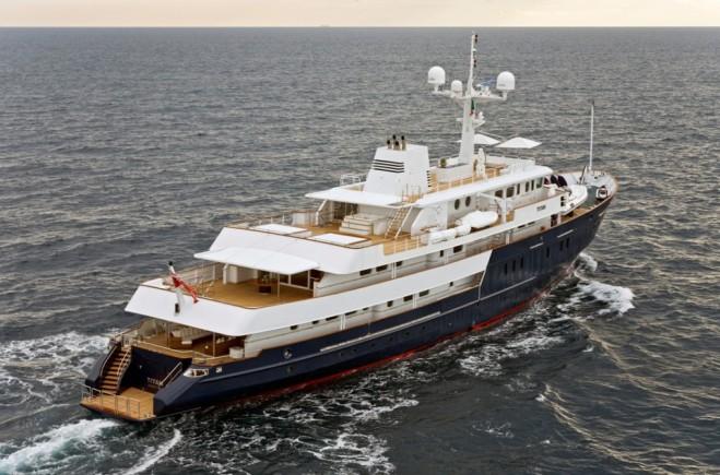 M/Y Aqua Blu Yacht #1