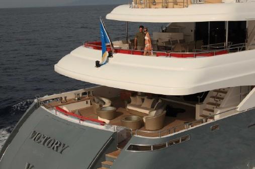 M/Y Vertigo Yacht #2