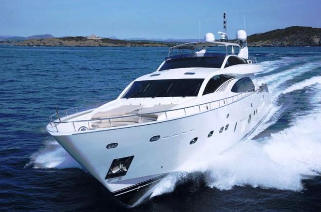M/Y Lady Emma Yacht #1