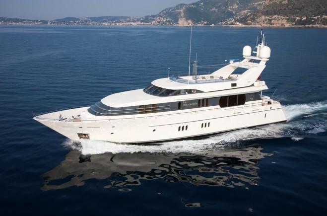 M/Y La Mascarade Yacht #2