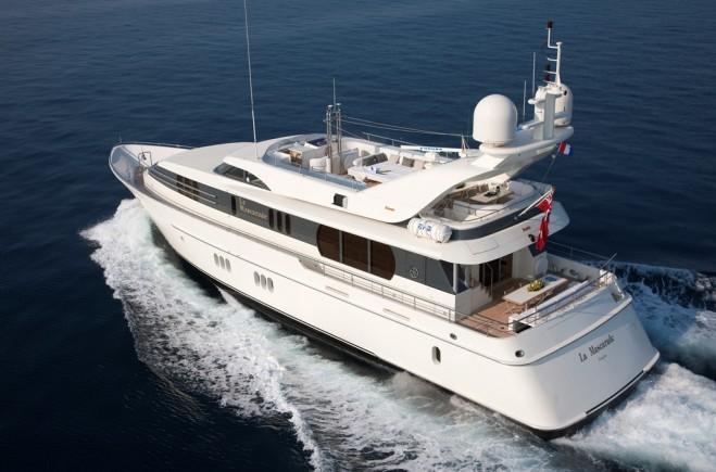 M/Y La Mascarade Yacht #3
