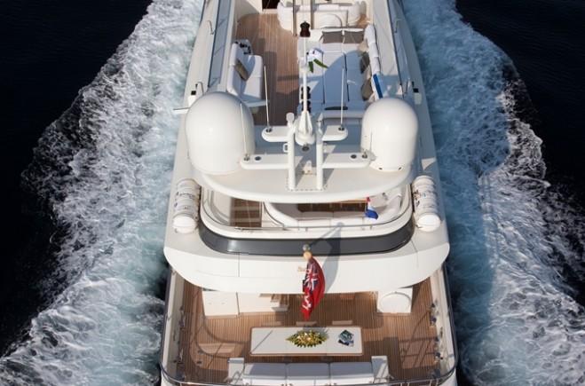M/Y La Mascarade Yacht #4