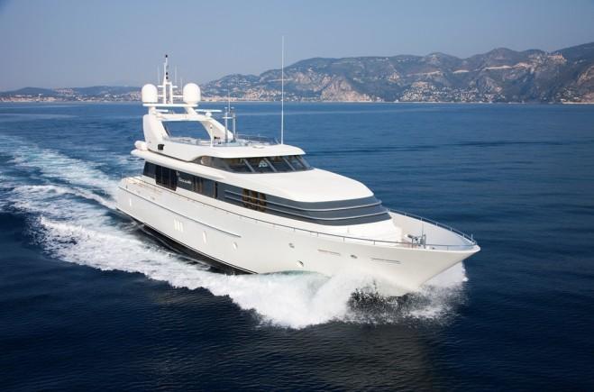 M/Y La Mascarade Yacht #1