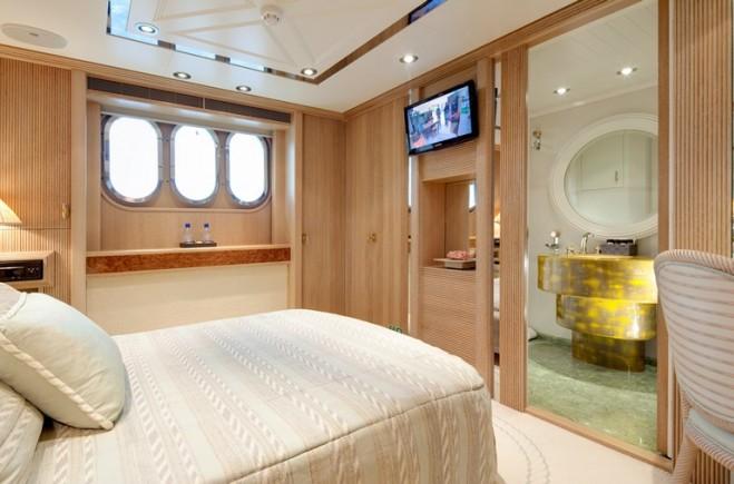 M/Y La Mascarade Yacht #12