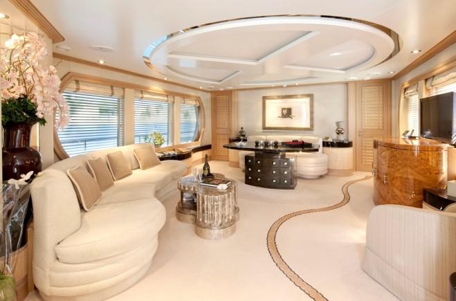 M/Y La Mascarade Yacht #10