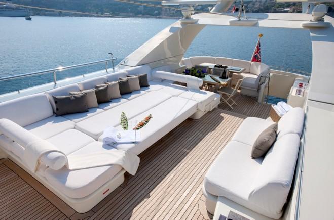 M/Y La Mascarade Yacht #7