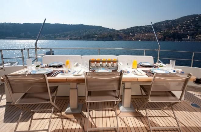 M/Y La Mascarade Yacht #5
