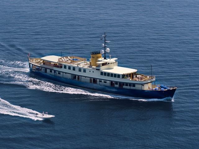 M/Y Seagull II Yacht #1