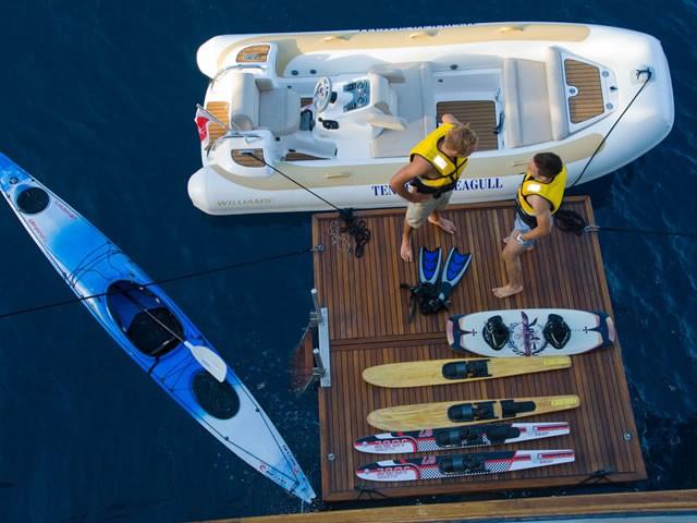 M/Y Seagull II Yacht #15