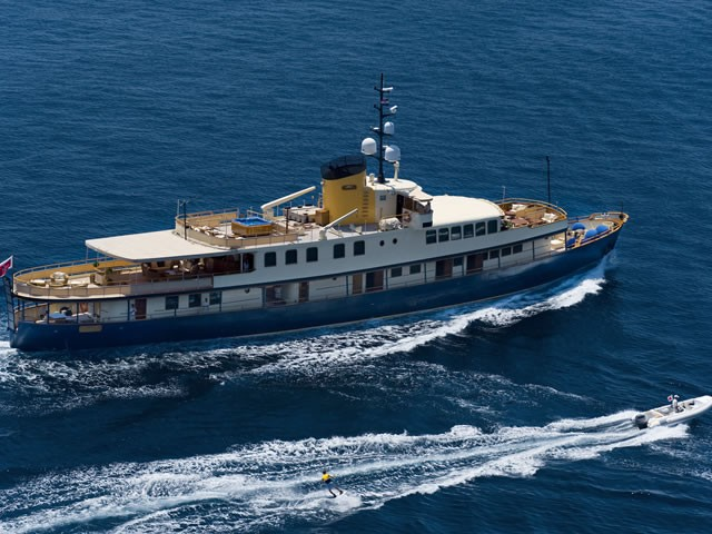 Seagull II Yacht Charter - Uljanik Luxury Yacht