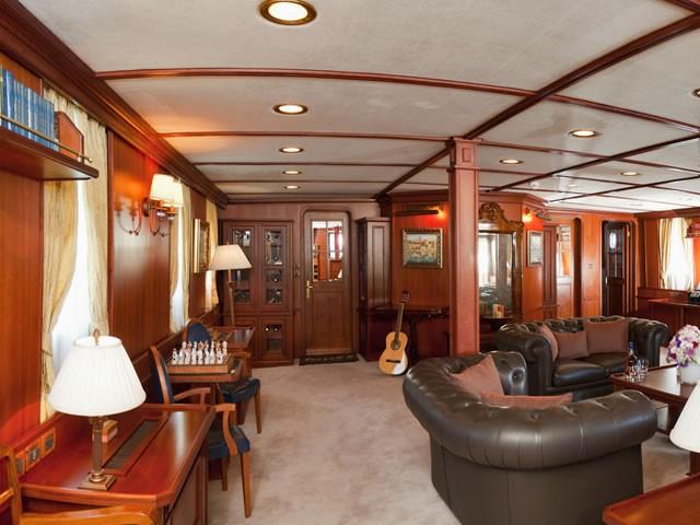 M/Y Seagull II Yacht #10