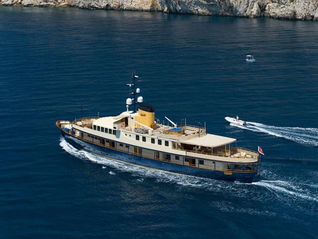 M/Y Seagull II Yacht #17