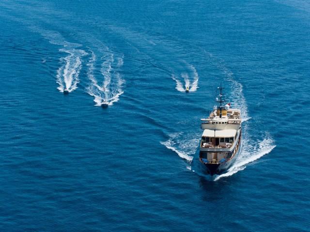 M/Y Seagull II Yacht #18