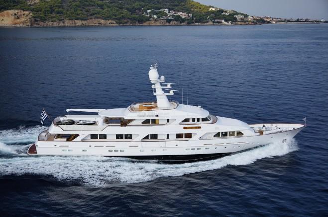M/Y Ancallia Yacht #1