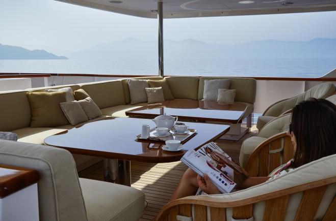 M/Y Ancallia Yacht #2