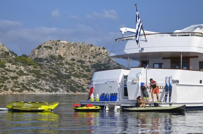 M/Y Ancallia Yacht #8