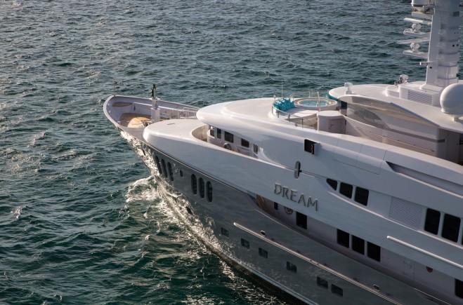 M/Y Dream Yacht #5