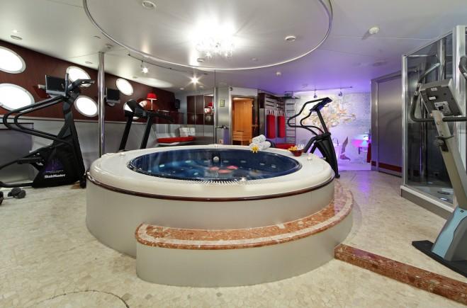 M/Y Sherakhan Yacht #18