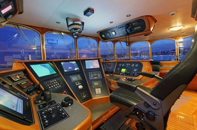 M/Y Sherakhan Yacht #22