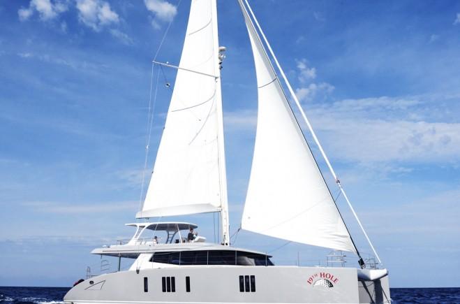 S/Y 19th Hole Yacht #1