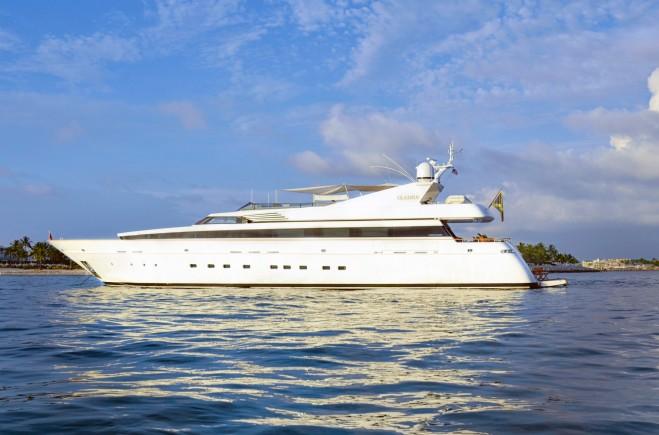 M/Y My Flower Yacht #1