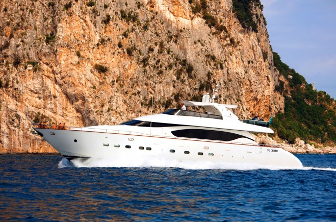 M/Y Sands1 Yacht #1