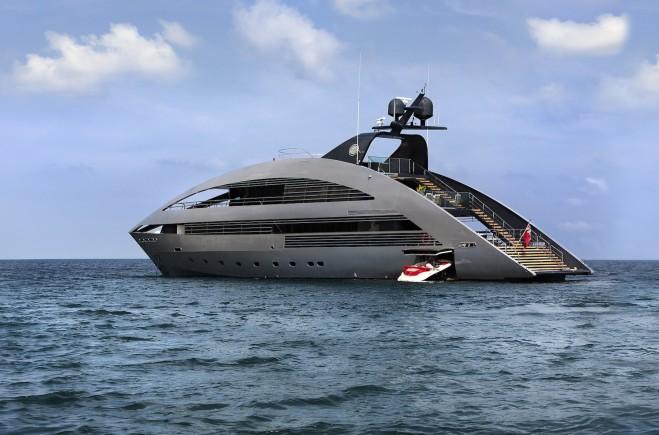 M/Y Ocean Emerald Yacht #17