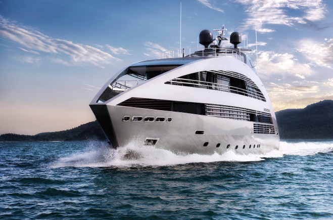 M/Y Ocean Emerald Yacht #1