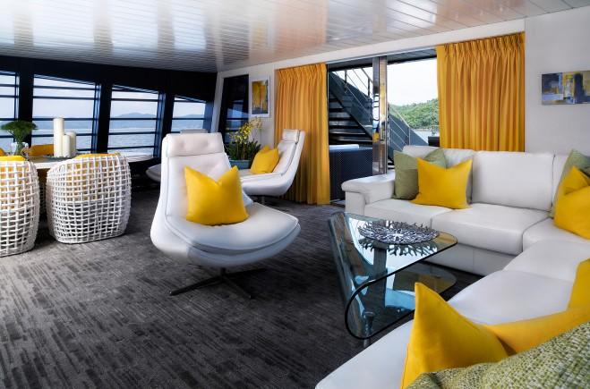 M/Y Ocean Emerald Yacht #5
