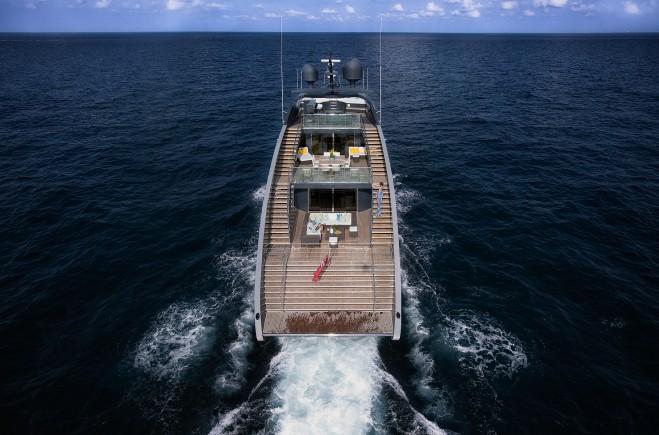 M/Y Ocean Emerald Yacht #20