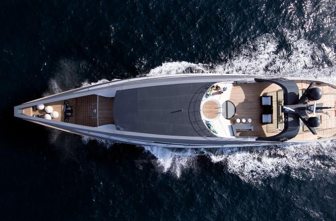 M/Y Ocean Emerald Yacht #19
