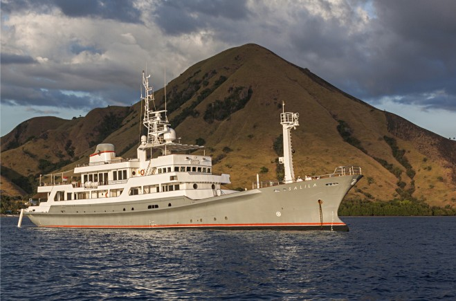 M/Y Salila Yacht #1
