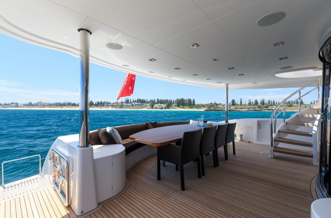 M/Y Paradise Yacht #19