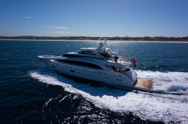 M/Y Paradise Yacht #10