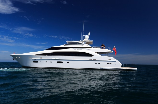 M/Y Paradise Yacht #1