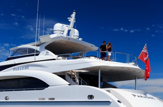 M/Y Paradise Yacht #6
